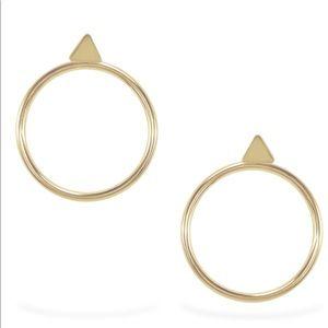 Little Flirt earrings by Uncommon James